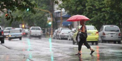 Onamet: lluvias continuarán esta tarde
