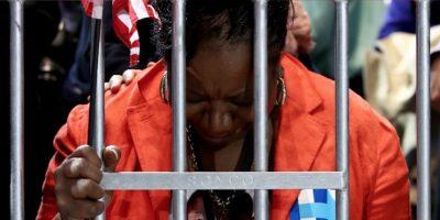 Fotos: La tristeza de muchos estadounidenses por triunfo de Trump