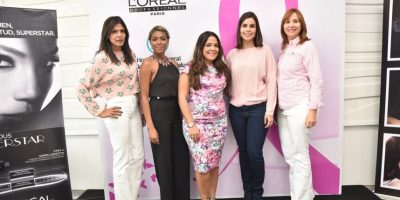 #TeVimosEn: L'Oréal Professionnel con evento solidario