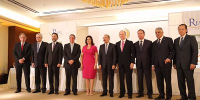 Medina encabeza inauguración hotel Real InterContinental Santo Domingo