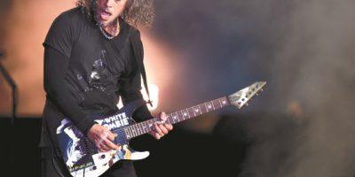 Metallica con todo el poder