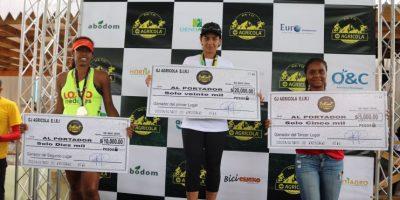 Runner femenino Foto:Fuente externa