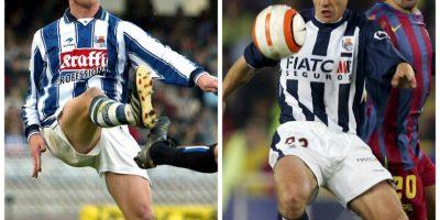 Xabi y Mikel Alonso: Se criaron en Real Sociedad y ahí tuvieron posibilidad de compartir en el primer equipo. Xabi tuvo una mejor carrera y ahora milita en Bayern Munich. Foto:Getty Images