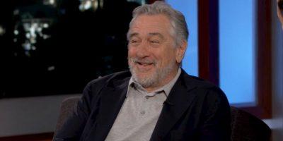 Robert De Niro está triste por no poder golpear a Trump