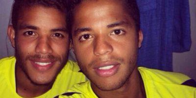 Giovani y Jonathan Dos Santos: los hermanos mexicanos compartieron equipo cuando se encontraron en Villarreal. Foto:Instagram Jonathan Dos Santos