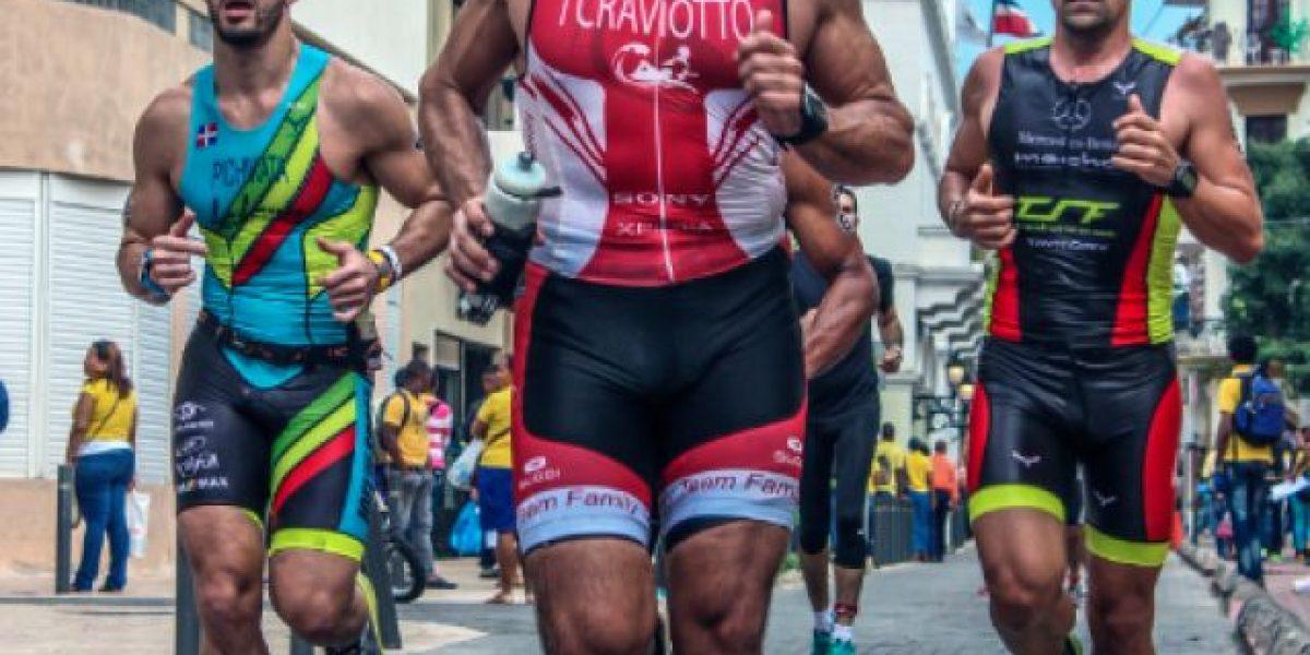 Triatlón de Santo  Domingo, unrecorrido cultural y deportivo