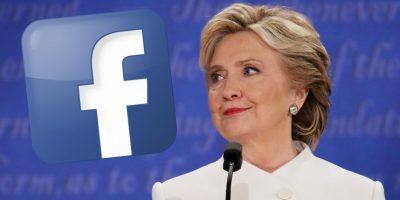 ¿Facebook nos engañó para creer que Hillary Clinton le ganaría a Trump?