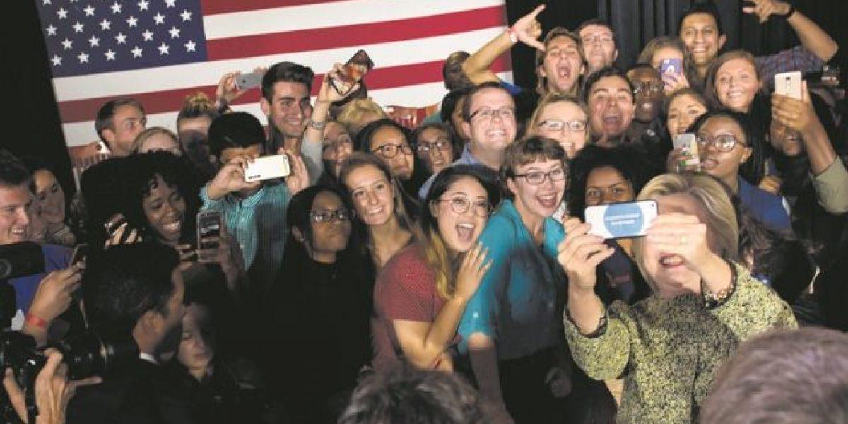 ¿Por qué la victoria de Trump reflejó el fracaso Millennials?