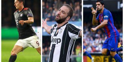 Los tres mejores delanteros para Carlo Ancelotti