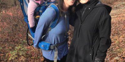 Mujer deprimida por triunfo de Trump halló  a Hillary Clinton en un bosque
