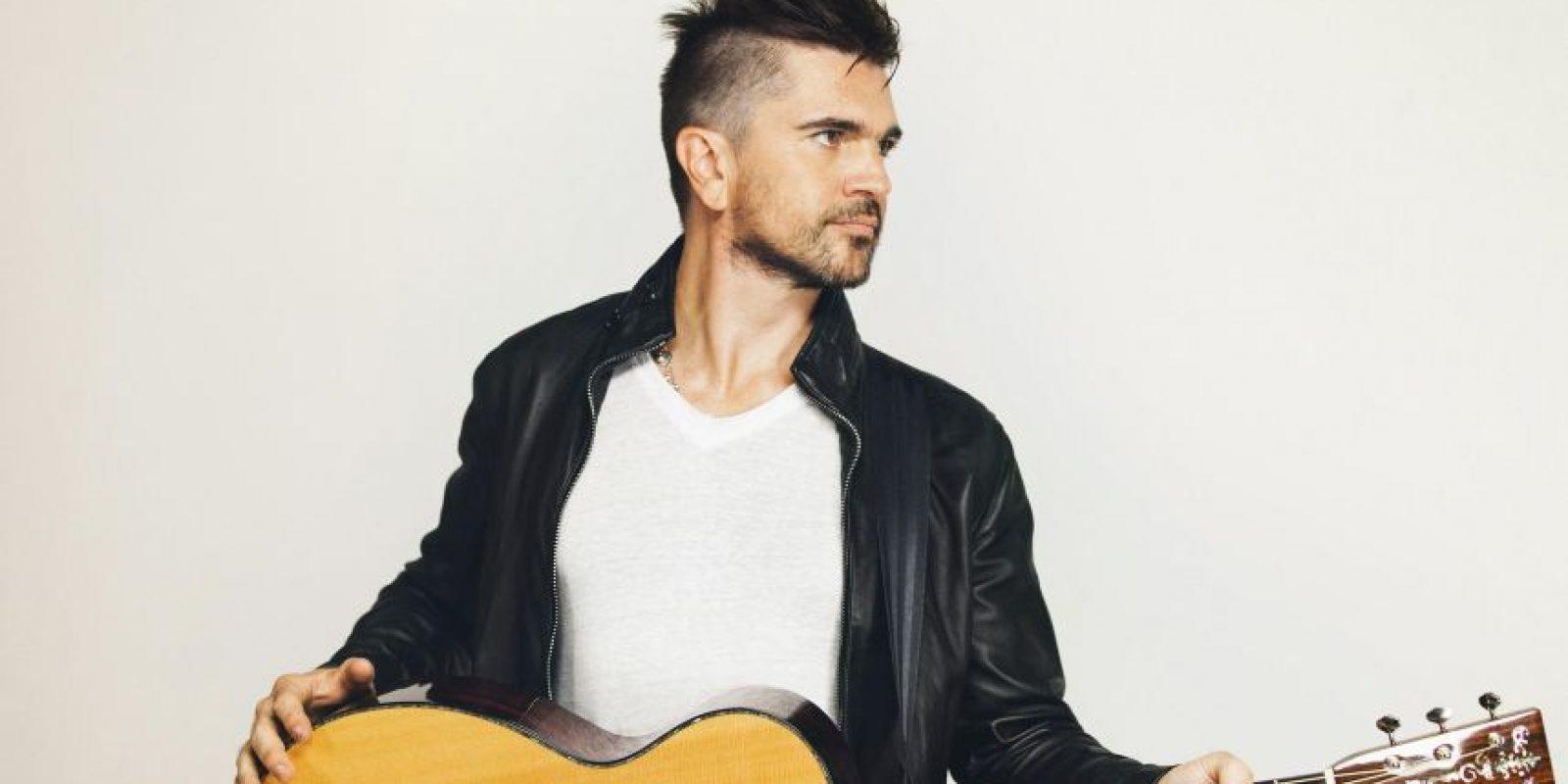 Juanes Foto:Fuente externa