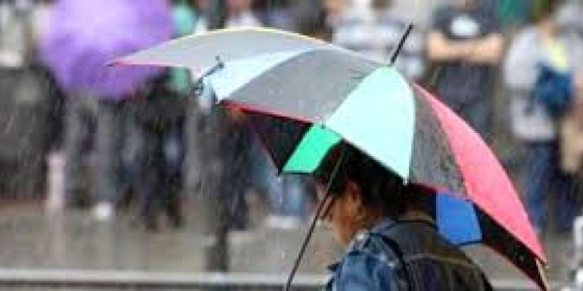 Vaguadas provocarán lluvias todo el fin de semana