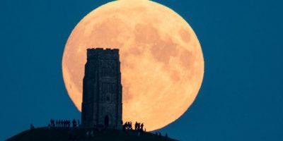 11 curiosidades sobre la Súper Luna del 14 de noviembre