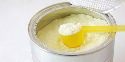 Piden mecanismos eviten importación de leche en polvo no apta para consumo