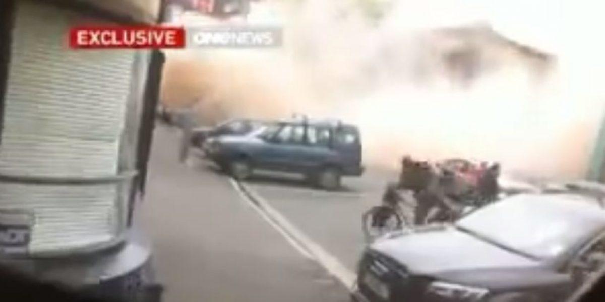 Videos: Así llegó el tsunami a Nueva Zelanda
