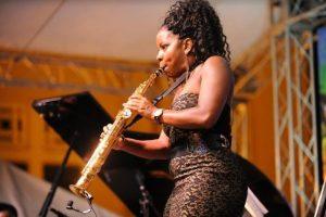 Tia Fuller Quartet Foto:Fuente Externa