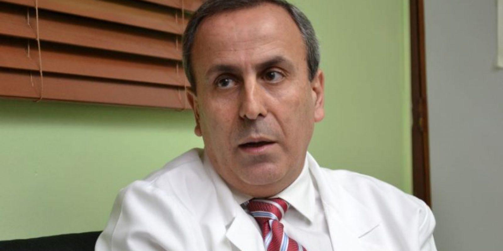 Doctor Ammar IbrahimDirector general del Instituto Nacional de Diabetes, Endocrinología y Nutrición (INDEN). Foto:Mario de Peña