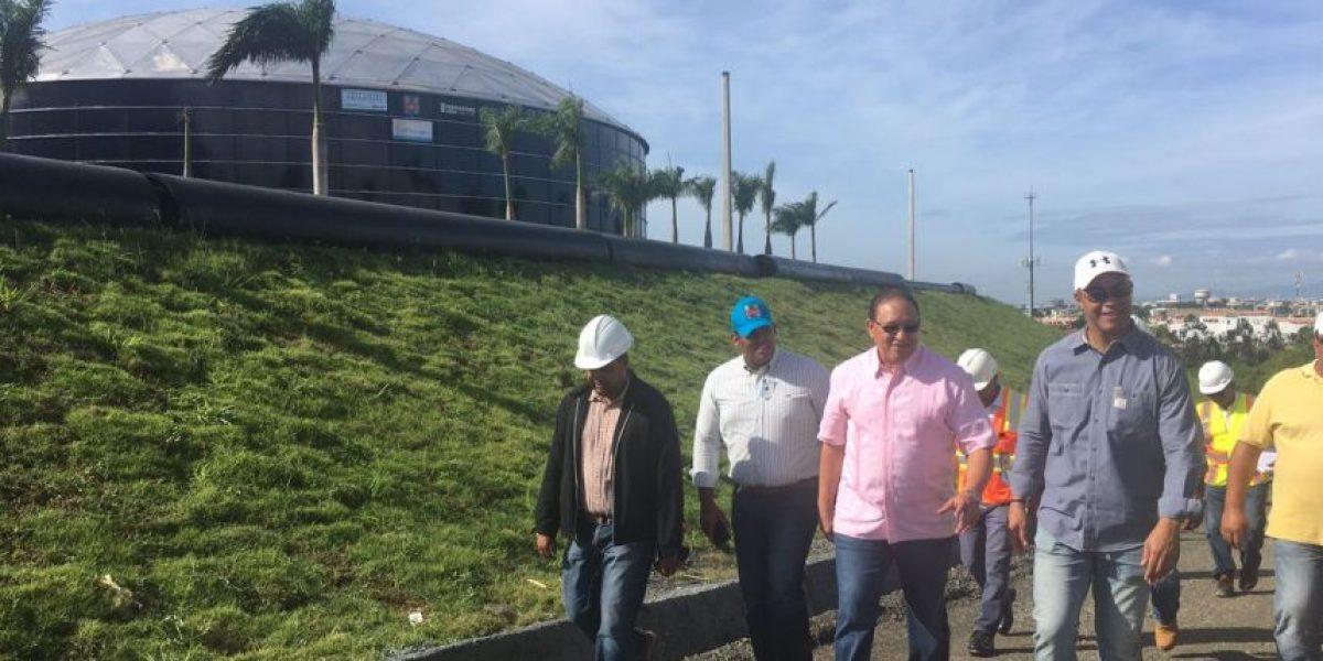 CAASD inaugurará este mes primera fase del acueducto Oriental