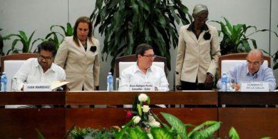 """Nuevo acuerdo de paz define penas """"restrictivas"""" para FARC"""