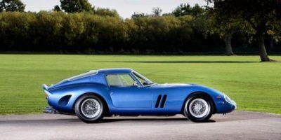 El Ferrari 250 GTO; el más caro vendido en una subasta