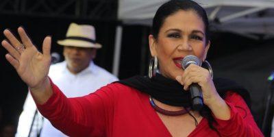Maridalia Hernández Foto:Fuente externa