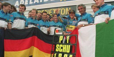 Las nuevas redes sociales de Michael Schumacher causan sensación