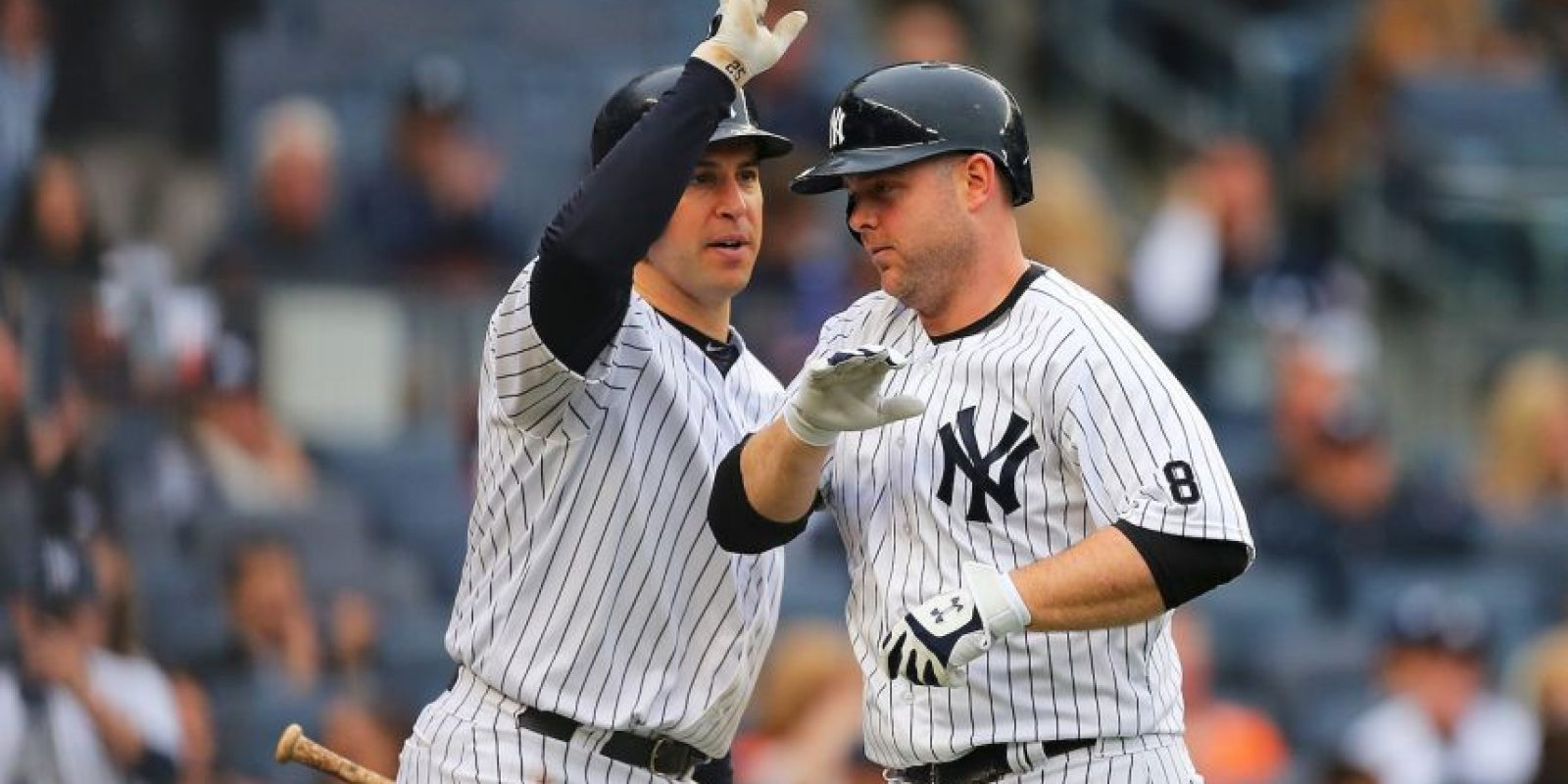 2.- New York Yankees (MLB) – 7,689,579 millones de dólares de sueldo anual en promedio Foto: Getty Images