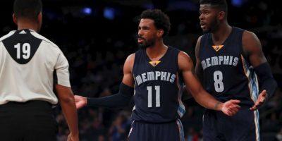 7.- Memphis Grizzlies (NBA) – 7,288,005 millones de dólares de sueldo anual en promedio Foto:Getty Images