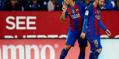 5.- Barcelona (Liga de España) – 7,456,800 millones de dólares de sueldo anual en promedio Foto:Getty Images