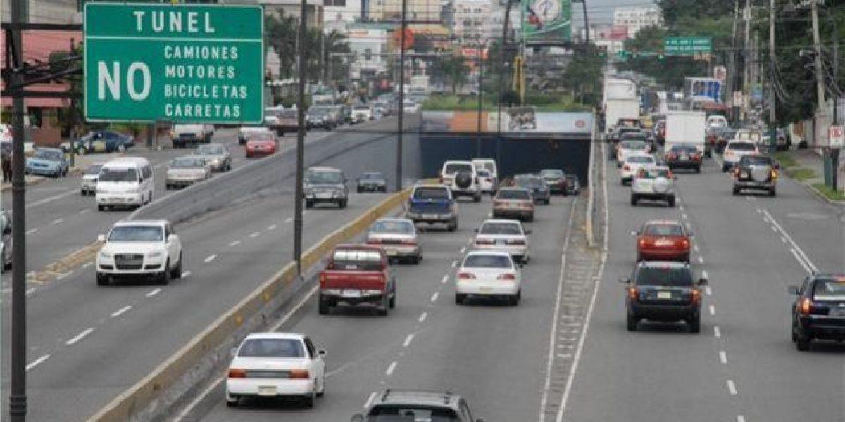 MOPC  cerrarán  túneles y elevados por mantenimiento