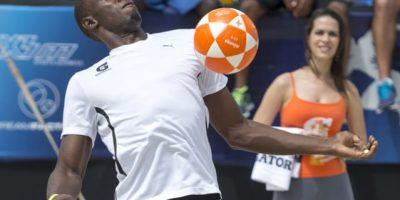 Usain Bolt estará en los entrenamientos del Borussia Dortmund