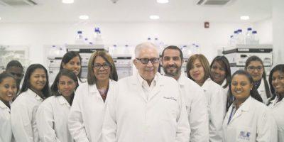 """Cristóbal Federico Gómez García:    """"Laboratorio Magnachem es mi vida"""""""