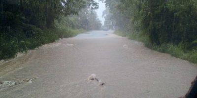 Obras Públicas se declara en sesión permanente ante emergencia por lluvias