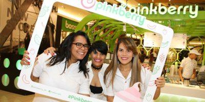 #TeVimosEn: PinkBerry en Ágora