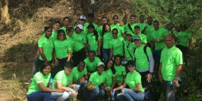 #TeVimosEn: Body Shop reforesta en Villa Altagracia