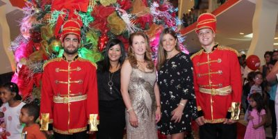 #TeVimosEn: En Acrópolis Center ya es Navidad