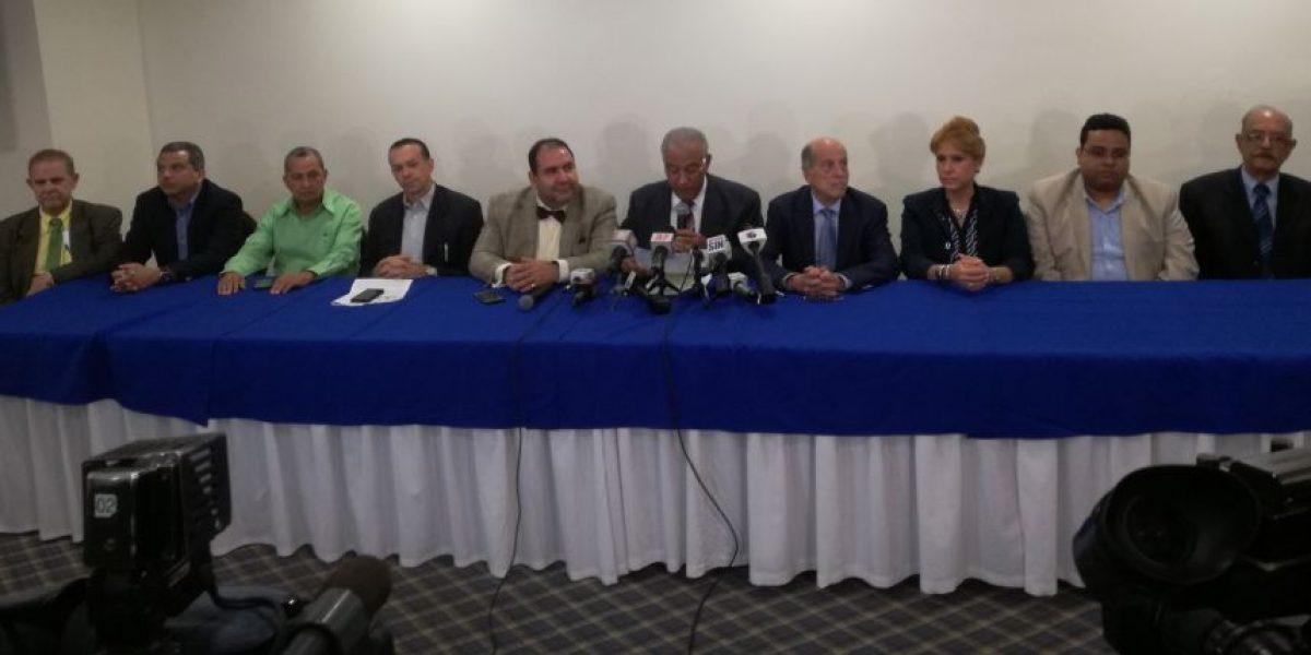 Oposición advierte que  no aceptará  JCE electa unilateralmente