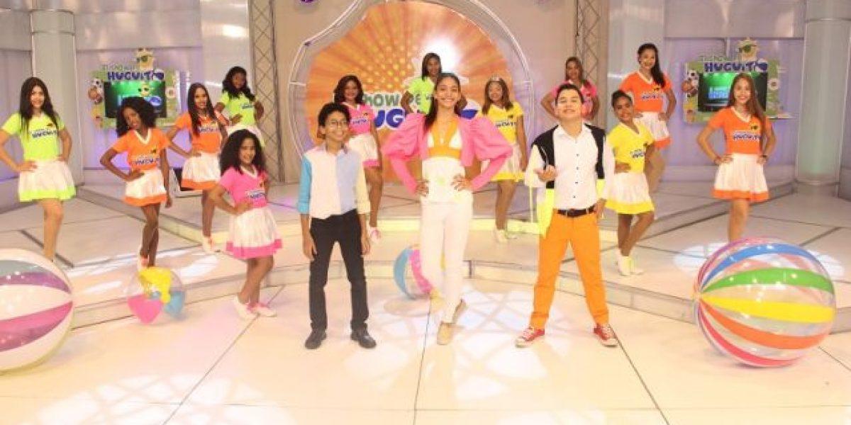 Premian Show de                       Huguito en Nueva York