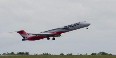 Pawa Dominicana inaugura vuelo entre Santo Domingo y Miami