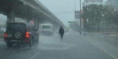 Onamet informa de más lluvias para hoy