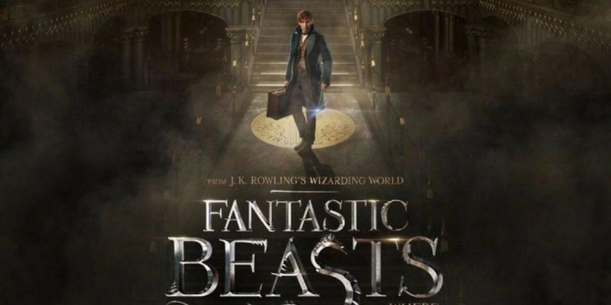 Caribbean Cinemas presenta estreno Fantastic Beasts and Where to Find Them