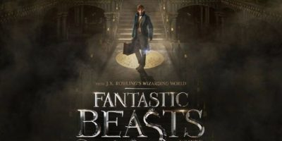 Caribbean Cinemas presenta estreno Fantastic Beasts and Where to Find Them