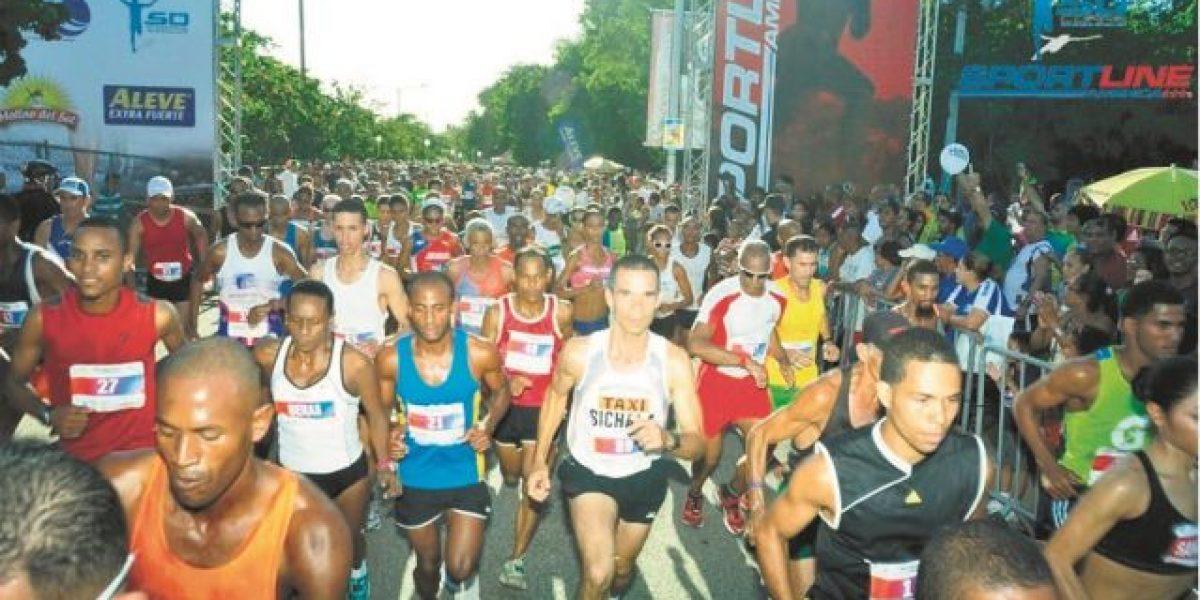 Anuncian 21 Aniversario del Medio Maratón Hispaniola