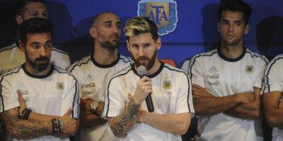 Messi y selección Argentina callan ante acusaciones
