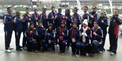 RD participa con 16 atletas en Mundial de Taekwondo Juvenil en Canadá