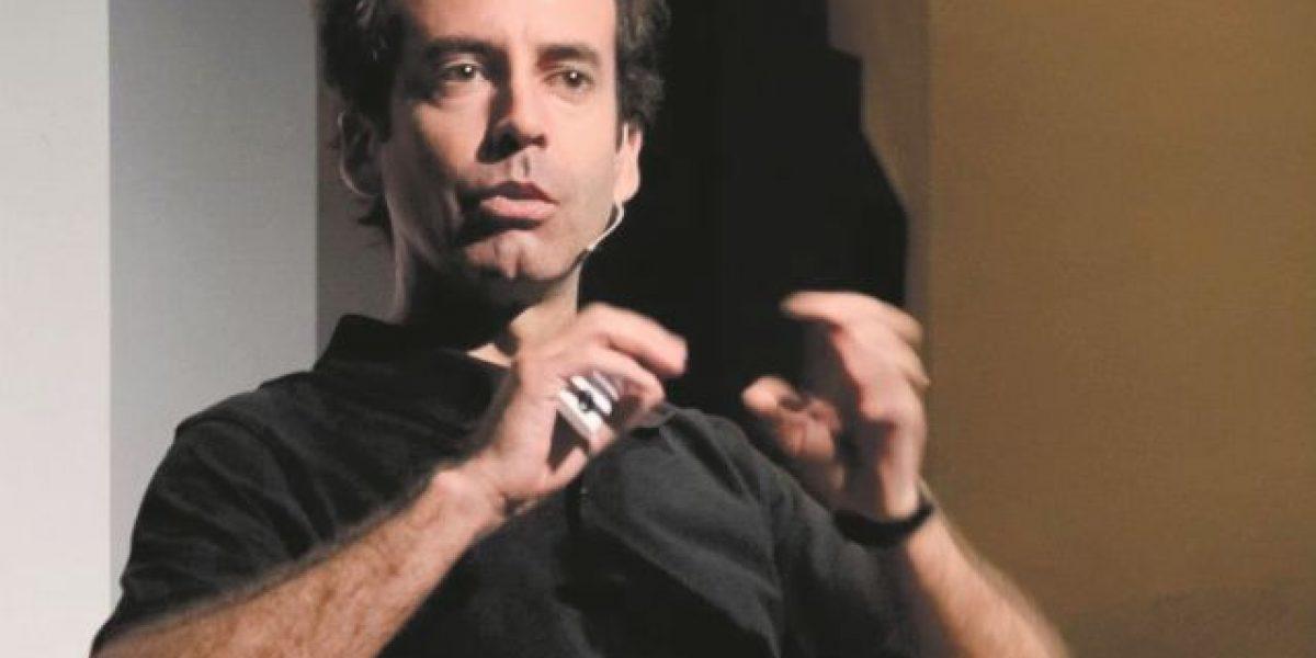 """Vicente Reyes: """"Las ideas e historias  emocionan al público, no la tecnología"""""""