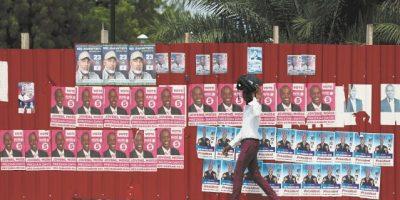 En tres días los haitianos escogerán a su presidente