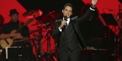 Marc Anthony Foto: Fuente externa
