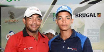 Carlos Rodolí gana primer lugar en 6to Torneo Golf de Soluciones Globales