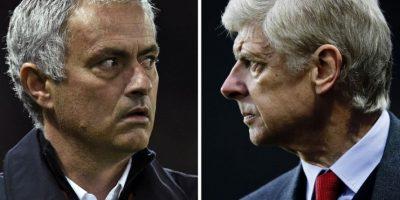 La tremenda paternidad de Mourinho sobre Arsene Wenger
